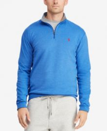 Polo Ralph Lauren Luxury Jersey Pullover at Bloomingdales