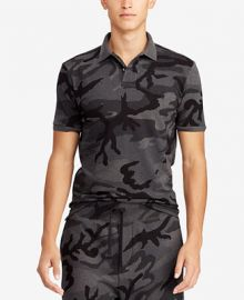 Polo Ralph Lauren Men s Big   Tall Classic Fit Camouflage Mesh  Polo Men -  Casual Button-Down Shirts - Macy s at Macys