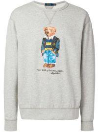 Polo Ralph Lauren Polo Bear Sweatshirt - Farfetch at Farfetch