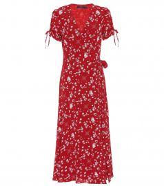 Polo Ralph Lauren Printed Crepe Dress at Mytheresa