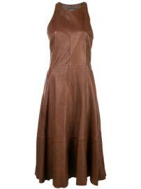 Polo Ralph Lauren fit-and-flare Midi Dress - Farfetch at Farfetch