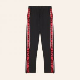 Poly Trousers at Maje