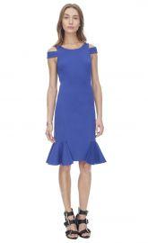 Ponte Off Shoulder Dress at Rebecca Taylor