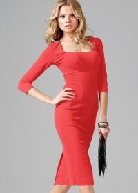 Ponte Sheath Dress at Victoria's Secret