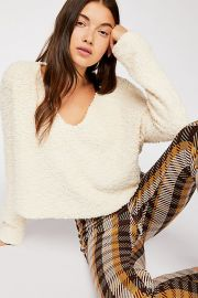 Popcorn Pullover at Free People