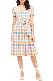 Poppy Button Down Shirtdress at Nordstrom