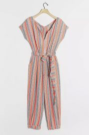 Porridge Alida Cutout Jumpsuit by Anthropologie at Anthropologie