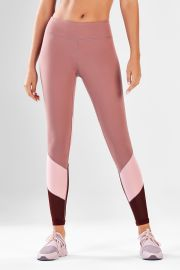 Powerhold Colorblock Leggings by Fabletics at Fabletics