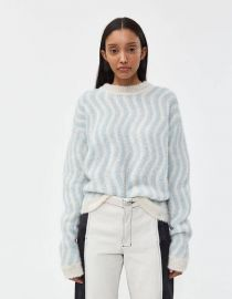 Powers Boucle Sweater at Need Supply