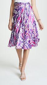 Prabal Gurung Sarong Skirt at Shopbop