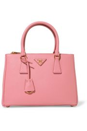 Prada - Galleria medium textured-leather tote at Net A Porter