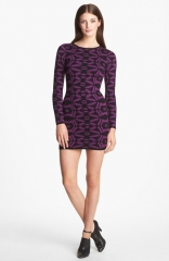 Presley Skye Body-Con Sweater Dress at Nordstrom