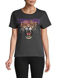 Prince Peter Collections - Tiger World Tour Graphic Cotton Tee at Saks Off 5th