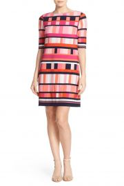 Print Jersey Shift Dress by Eliza J at Nordstrom Rack