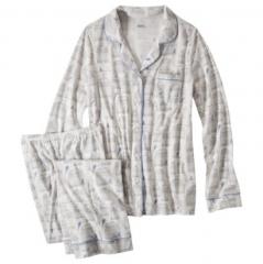 Print Pajamas by Gilligan and O Malley at Target