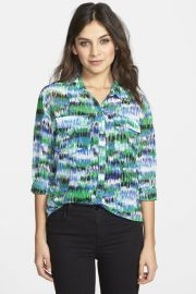 Print Utility Shirt at Nordstrom Rack