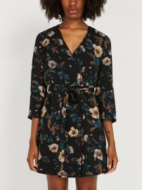 Printed Blazer Dress at Frank and Oak