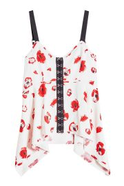Printed Camisole at Stylebop