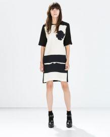 Printed Dress at Zara