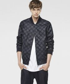Printed Fallden Jacket at G Star Raw