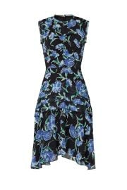 Printed Fit and Flare Day Dress by Jason Wu at Rent The Runway