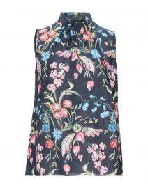 Printed High Neck Top by Peter Pilotto at Yoox