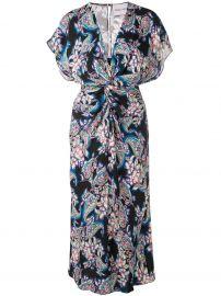 Printed Jackie Dress by Prabal Gurung at Farfetch