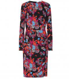Printed Midi Dress at Mytheresa
