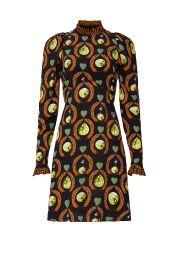 Printed Rosella Dress by Temperley London at Rent The Runway