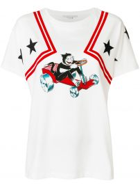 Printed T-Shirt by Stella McCartney at Farfetch