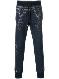 Printed Track Pants by Dolce & Gabbana at Farfetch