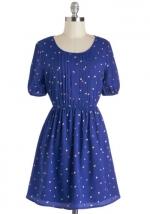Printed dress like Mindys at Modcloth