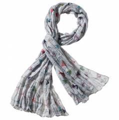 Printed fashion scarf at Target