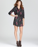 Printed shirtdress from Bloomingdales at Bloomingdales