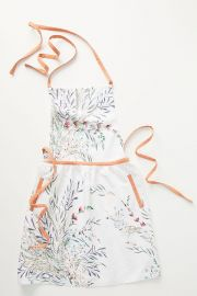 Printemps Apron at Anthropologie