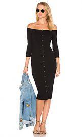 Privacy Please x REVOLVE Anna Dress in Black from Revolve com at Revolve
