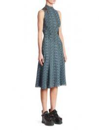 Proenza Schouler - Silk Asymmetric Dress at Saks Fifth Avenue