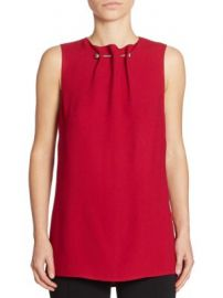 Proenza Schouler - Sleeveless Barbell Top at Saks Fifth Avenue