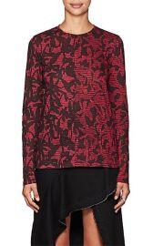 Proenza Schouler Abstract Lightweight Jersey T-Shirt  at Barneys