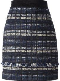 Proenza Schouler Boucland233 Panel Skirt - Smets at Farfetch
