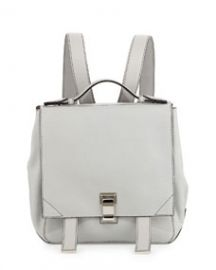 Proenza Schouler PS Courier Small Backpack  Pearl at Neiman Marcus