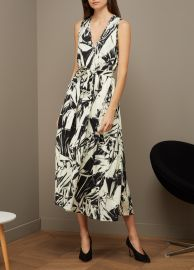 Proenza Schouler Silk maxi dress at 24 Sevres