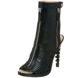 Proenza Schouler Womenand39s OE9016 Open Toe Boot Nero 41 EU US Womenand39s 11 M  Amazoncom at Amazon