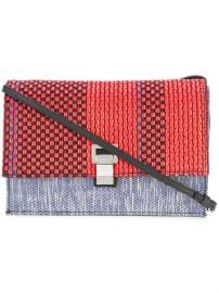 Proenza Schouler Woven Small Lunch Bag at Farfetch