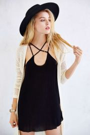 Project Social Cross Strap Tank at Urban Outfitters