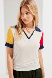 Project Social Jonni Polo Shirt at Urban Outfitters