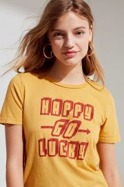 Project Social T Happy Tee at Urban Outfitters
