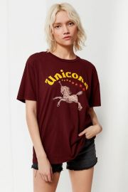Project Social T Unicorn Tee at Urban Outfitters