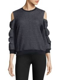 Prose   Poetry - Millie Bow Sleeve Sweatshirt at Saks Fifth Avenue