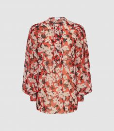 Provence Blouse at Reiss